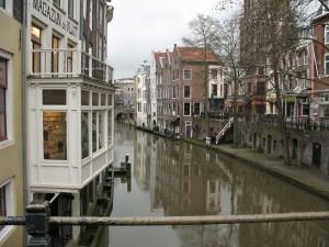 Utrecht i Nederländerna