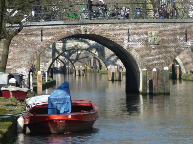 Valv efter valv i Utrecht