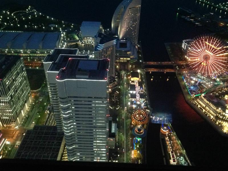 Yokohama natt 2
