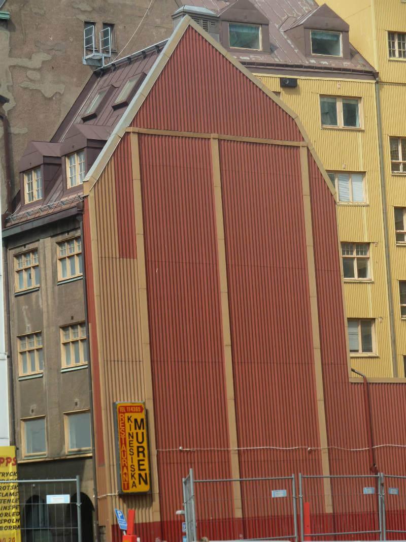 Kinesiska muren i Göteborg