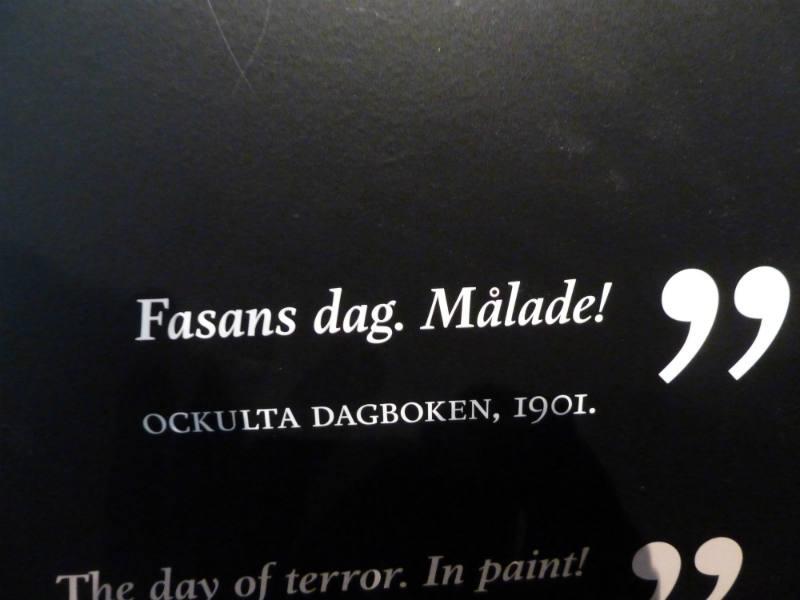 Foto på Nordiska museet i Stockholm.