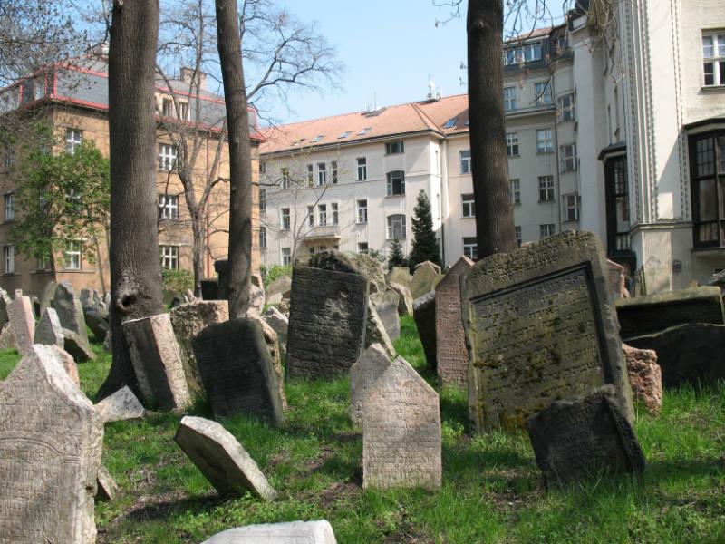 Judiska kyrkogrd